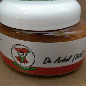 DeArbol Powder 80K 8 oz jar