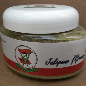Jalapeno Green Powder 8oz jar