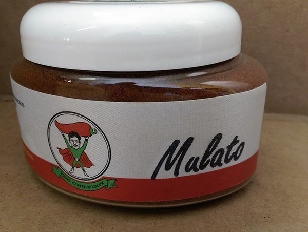 Mulato Powder 8oz jar
