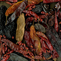 Whole Dry Chiles