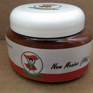 NM Hot Powder 8oz jar